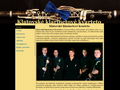 Náhled webu Klarinetové kvarteto Junior