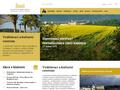 Náhled webu Klášter Broumov - Benediktinské opatství sv. Václava Broumov Česká republika