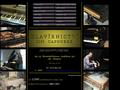 Náhled webu Klavírnictví Jiří Cafourek