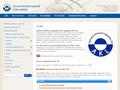 Náhled webu Asociace klinických logopedů ČR