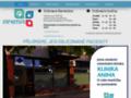 Náhled webu Veterinární klinika Anima