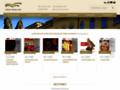 Náhled webu Městská knihovna Písek