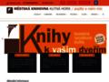 Náhled webu Městská knihovna Kutná Hora