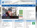 Náhled webu Krajská knihovna Karlovy Vary