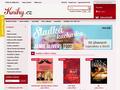 Náhled webu Knihy