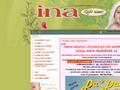 Náhled webu INA Babymarket