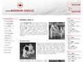 Náhled webu Kodokan Judo cz