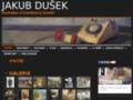 Náhled webu Komixville