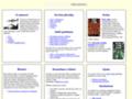 Náhled webu Jiří Kosek: Dynamické HTML