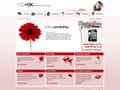 Náhled webu Kotex