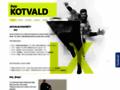 Náhled webu Kotvald, Petr