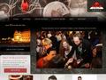 Náhled webu KIM-club Praha