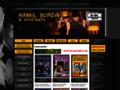 Náhled webu Kamil Burda - Magic Show