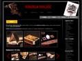 Náhled webu Kouzla online