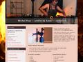 Náhled webu Umělecké kovářství, umělecký kovář Michal Pour