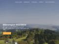 Náhled webu Mikroregion Kozákov