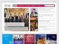 Náhled webu Krajský úřad Liberec