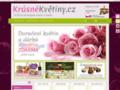 Náhled webu Krásné Květiny