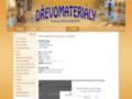 Náhled webu Krejcarová - Dřevomateriály Žatec