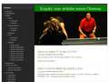 Náhled webu Krajský svaz stolního tenisu Olomouc