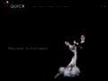 Náhled webu Klub sportovního tance QUICK Olomouc