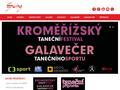 Náhled webu KST-Swing Kroměříž