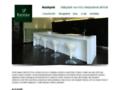 Náhled webu Katalpa - děláme kuchyně