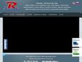 Náhled webu Kulečníky Rotter