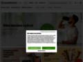 Náhled webu Kulturistika a fitness