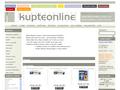 Náhled webu Kupteonline