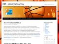Náhled webu Česká basketbalová federace Karlovarský kraj