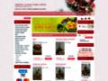 Náhled webu Květinka u kostela