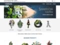 Náhled webu Květiny Kaplan