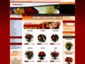 Náhled webu Květiny kytice