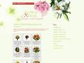 Náhled webu Květiny Extra s.r.o.