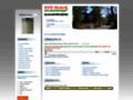 Náhled webu KVZ Mokrá