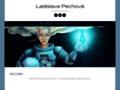 Náhled webu Ladislava Pechová