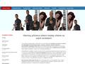 Náhled webu Lália - muzikanti z Moravy