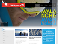 Náhled webu Laviny.cz - freeriding