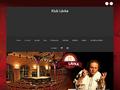 Náhled webu Klub Lávka Praha