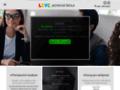 Náhled webu LeVl Languages