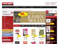 Náhled webu Levné knihy KMa
