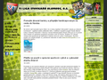 Náhled webu TJ Liga stovkařů Olomouc