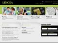 Náhled webu Lingea s.r.o.