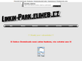 Náhled webu Eli's Linkin Park page
