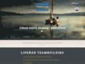 Náhled webu Lipeňák Teambuilding