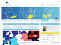 Náhled webu Liga lidských práv