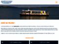 Náhled webu Lodní doprava Břeclav