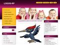 Náhled webu LOGOS-RP - PaedDr. Pumprla Roman