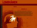 Náhled webu Lomikámen, o.s.